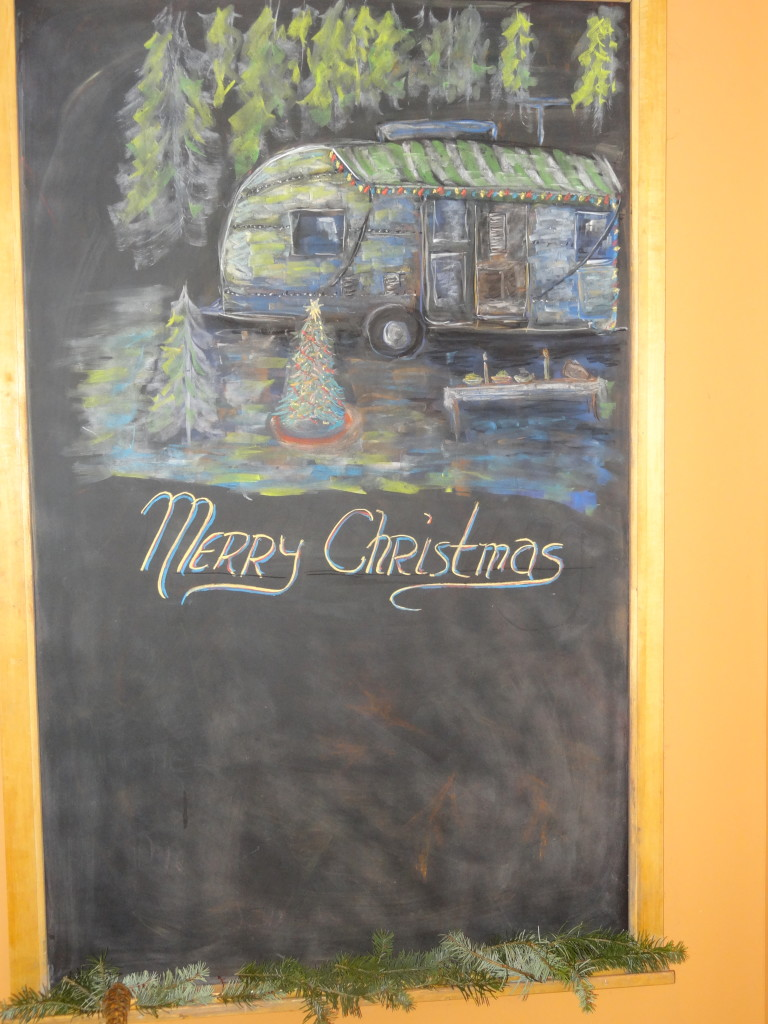 Airstream Christmas