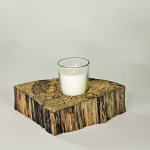 FireWood Candle Holders