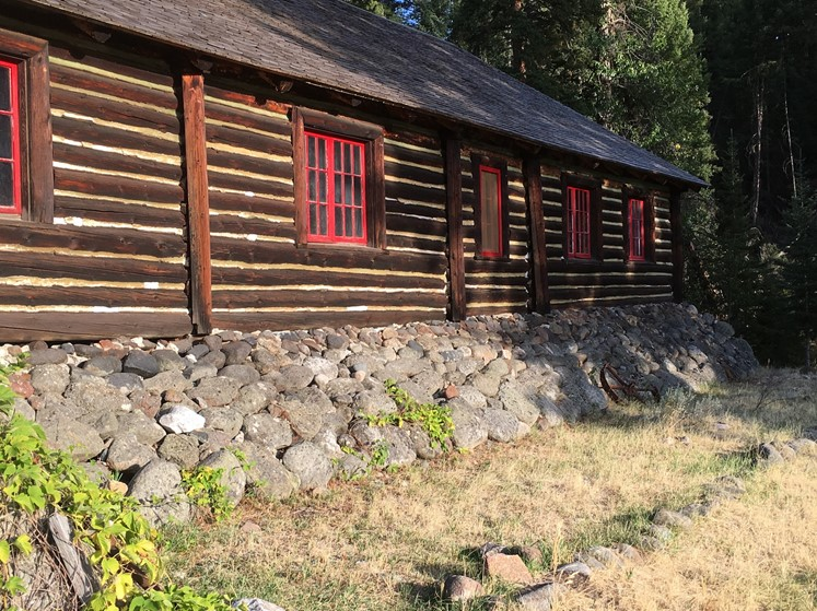 Preserving the Main Lodge